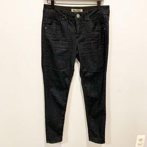 "Democracy ""AB Technology"" Skinny Dark Wash Jeans"
